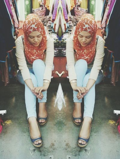 kisskiss paratu ML Liana Hijabstyle  Penang Singlelady