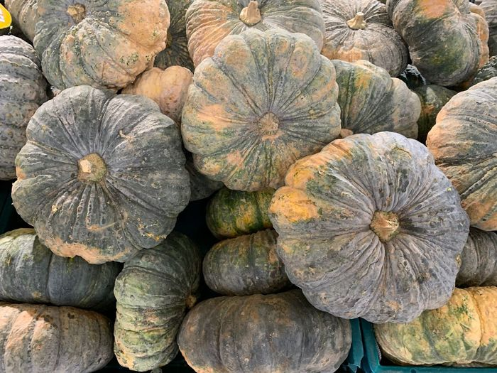 Full Frame Healthy Eating Backgrounds Pumpkin No People Freshness Food And Drink Wellbeing Food Large Group Of Objects Vegetable Day Close-up Abundance Still Life High Angle View Market For Sale Retail  Outdoors