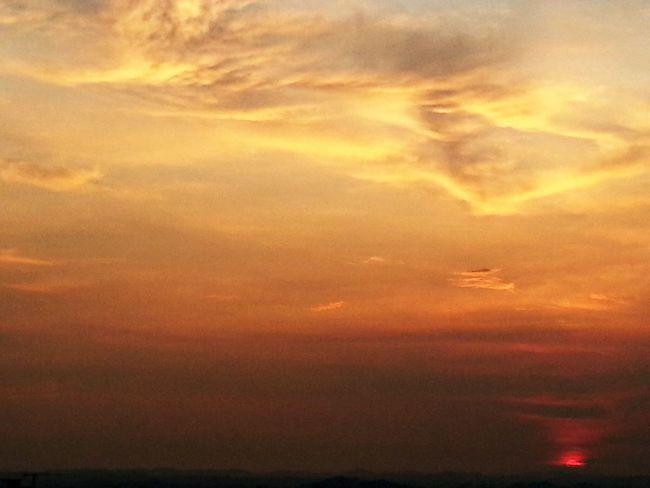 Sunset 190414 Sunset Sky Sun! Cloud And Sky