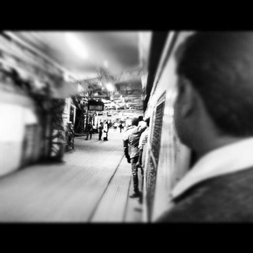 Life in Motion... Blur Series - Destination