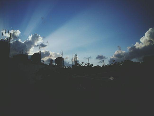 Gaza-Palestine Gaza Clouds And Sky Clouds