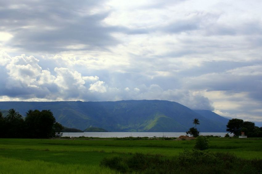 Traveling Hello World INDONESIA Toba Lake Landscape Nature Enjoying Life On The Road Starting A Trip Seaside