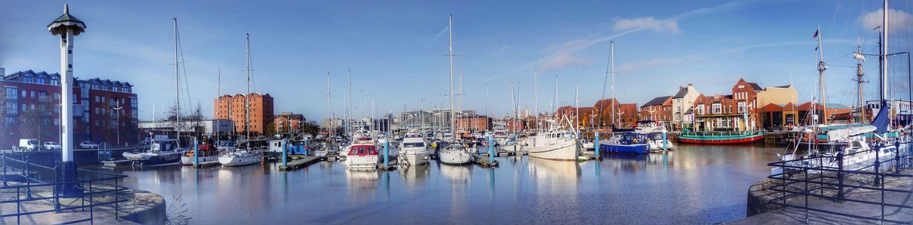 Hull Marina Mode Of Transportation Transportation Nautical Vessel Building Exterior Water Architecture Moored EyeEmNewHere