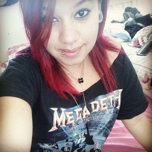 Music Megadeth Instarock Rustinpeace