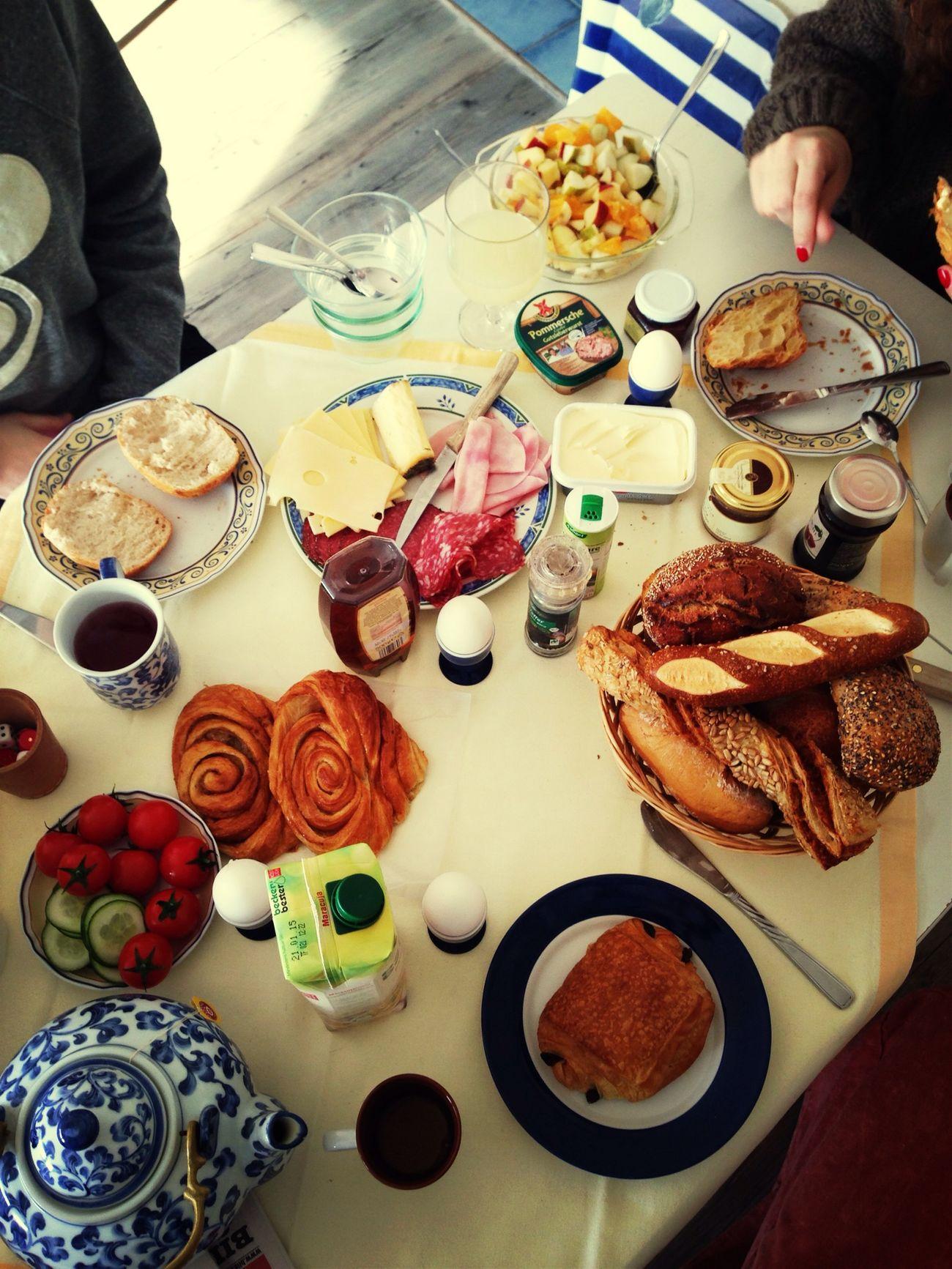 Breakfast Nice