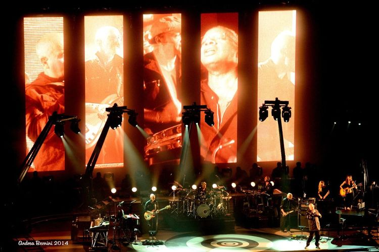 Peter Gabriel Live Music Concert So