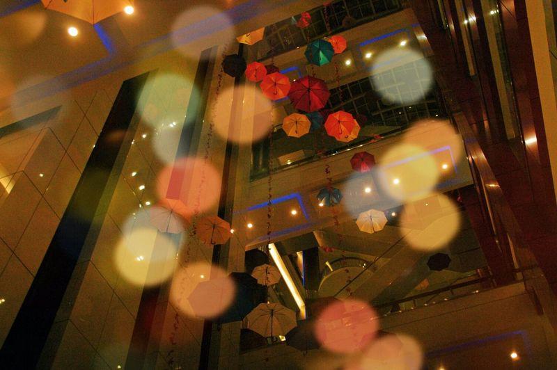 Pretty Umbrellas Light Avm MyPhotography
