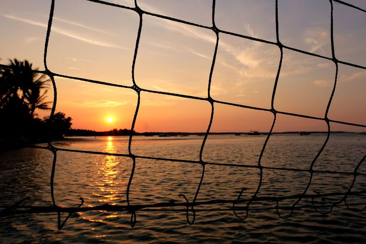 Water Tree Sea Sunset Backgrounds Beach Volleyball Silhouette Beach Sun Net - Sports Equipment Chainlink Fence Wire Mesh Netting Grid Fence Barbed Wire Crisscross Dramatic Sky Security Hexagon Razor Wire Boundary Link Barricade Love Lock Romantic Sky Safety Padlock Wire Chainlink