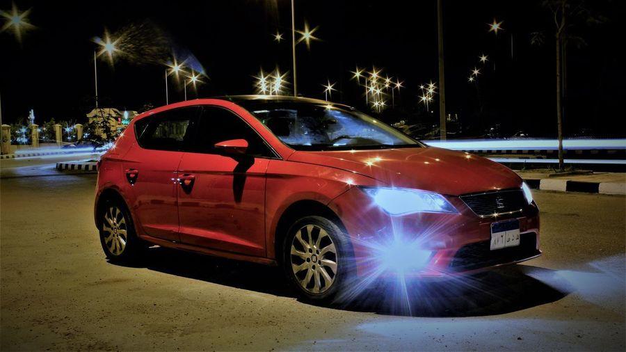 Seat LEon Car