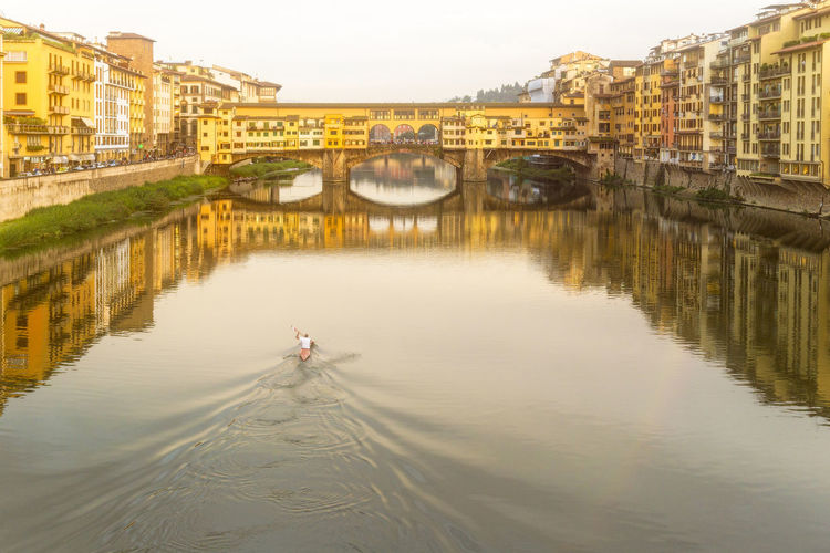 43 Golden Moments Architecture Architecture Bridge Building Building Exterior Built Structure Canal City City Life Day Florence History Lifestyles Old Old Bridge Outdoors Reinaissance Residential Building Rippled River Sky Tourism Travel Destinations Water Neighborhood Map