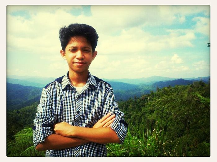 I'm on the top of the world. ;p