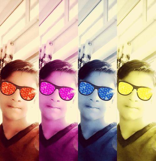 Sånöjd People Multi Colored Sunglasses Science Pink Color Eyeglasses  Scientific Experiment Adult Laboratory Day First Eyeem Photo