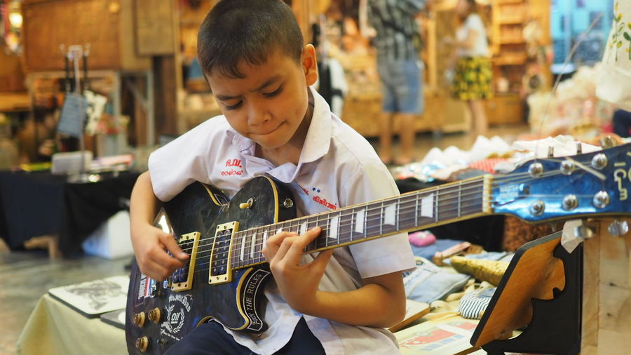 เรียนรู้ Musicboy Guitarist Learning Taking Photos Photography Olympus Om-d E-m10 Mirrorless