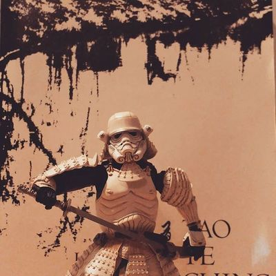 Tamashii Nation Bandai Ashigaru Stormtrooper Blackdeathcrew Samurai Toyphotography