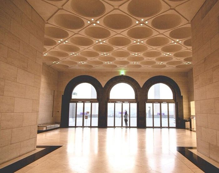 museum of islamic art interior view arch built structure Architecture indo The Graphic City Museum Of Islamic Art Arch Built Structure Architecture Indoors  Qatarliving EyeEm Best Shots