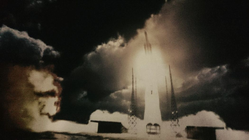 Space Exploration Rocket Launch Planetary Science City