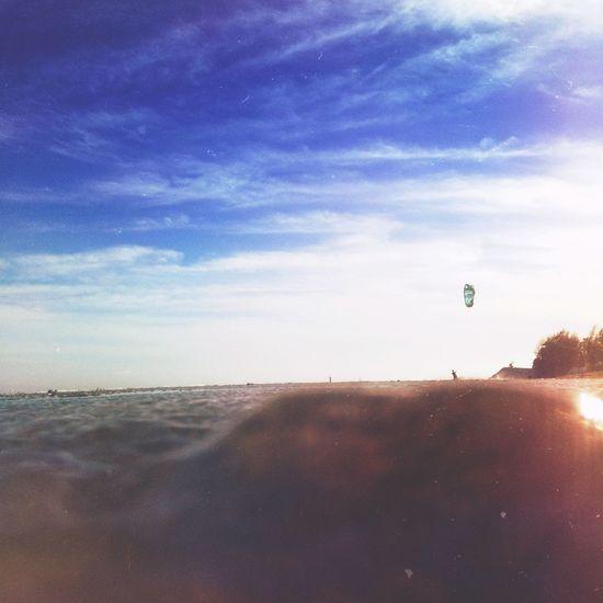 Water Perspective Beach Sports Sky IPhoneography EyeEm Best Edits NEM Landscapes