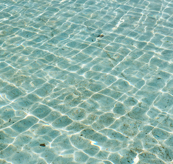 Abstract water background Reflection Sunlight Abstract Aqua Background Blu Water Green Water Outdoors Pool Rippled See Through Smooth Transparent Water Wet
