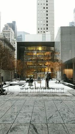 Urbanphotography Urban Landscape New York Architecture Moma Urban Life