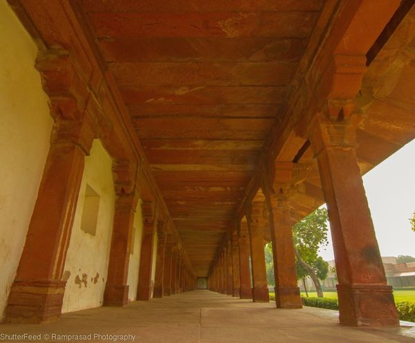 Marvel of Mughual Architecture Travel Destinations No People Outdoors Day City