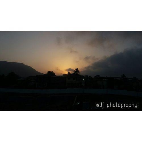 Igatpuri Beauty In Nature Sky Sunrise Sunrise_Collection Dharmanjobanputraphotography