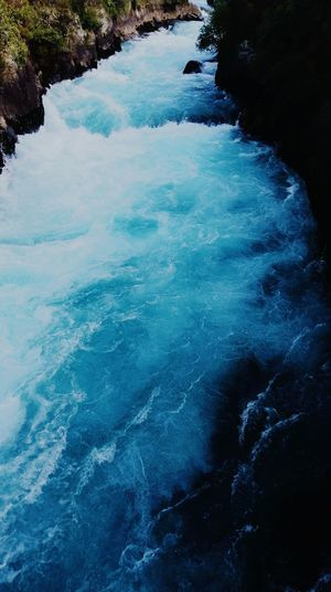 Deep blue waters Water Blue Tree Swimming Pool Close-up Flowing Water Flowing Stream Splashing Stream - Flowing Water Crashing Power In Nature The Great Outdoors - 2018 EyeEm Awards