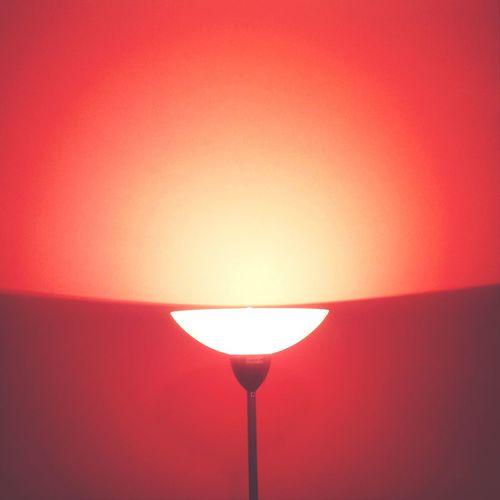 Art Red Simplicity