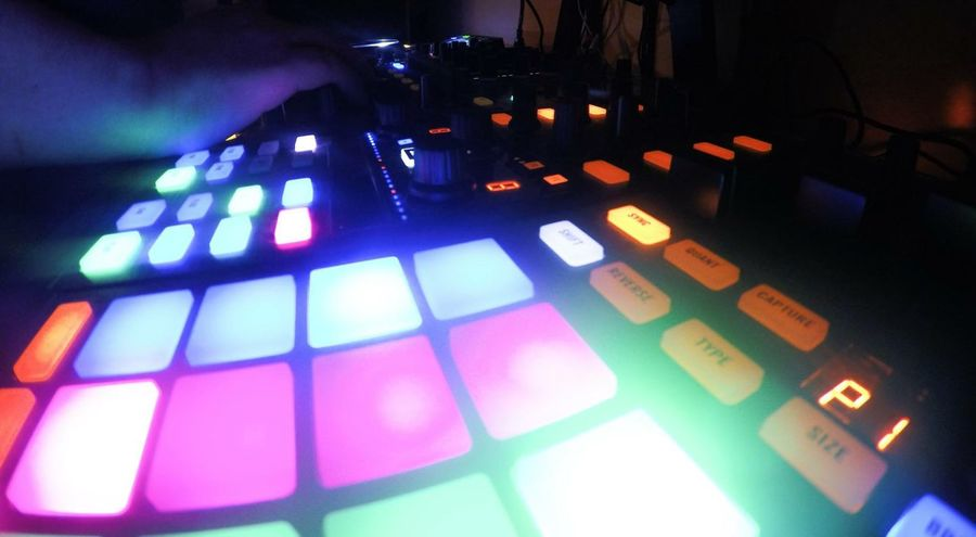 Some pictures from my dj setup at home Beat-fighter Music Is Life MusicIsLife Dj Gopro Gopro Shots