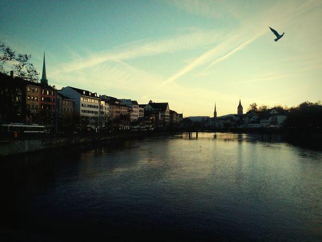 Riverside Zurich, Switzerland