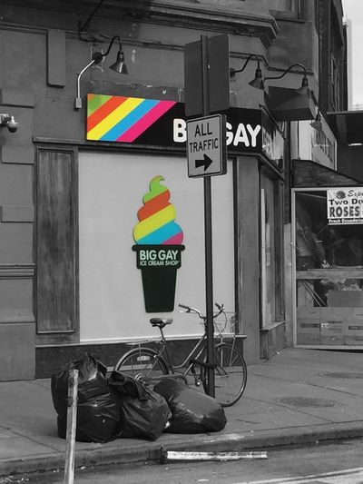 Big Gay Ice Cream Shop NYC NYC Photography New York New York City