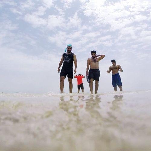 Bahrain / al-Hhidd /Qit'at jaradh island