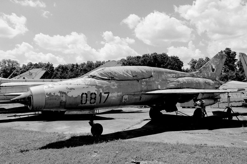 Airplane Military Old-fashioned Airport Archival Battle War Fighter Plane Military Airplane Army Outdoors No People Monochrome Blackandwhite Black & White