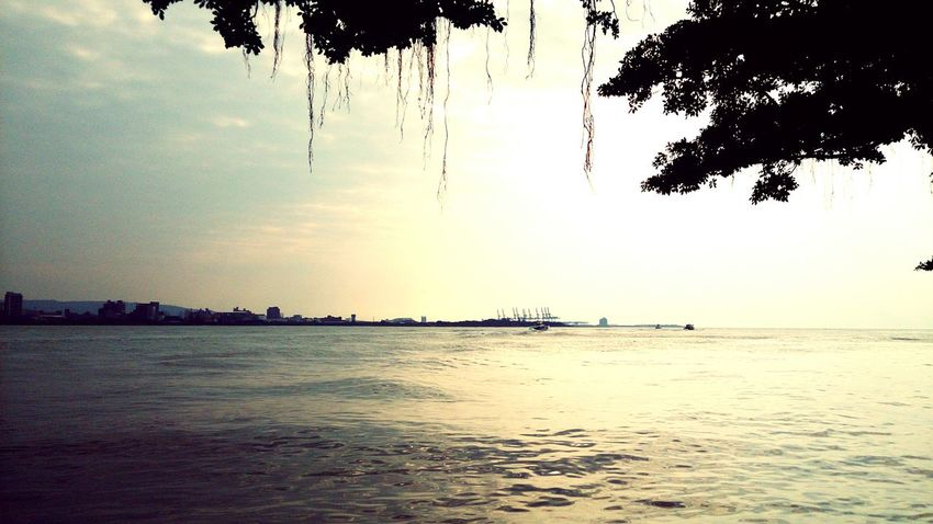 Tamsui view Relaxing Enjoying The Sun Weekend EyeEm Best Shots Beautiful Day Tamsui Taiwan Nice Place Hanging Out