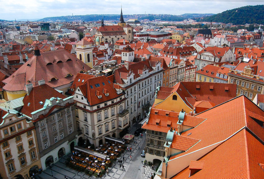 Architecture Building Exterior Czech Czech Republic High Angle View Prague Prague Czech Republic Prague Old Town Prague Photography Tourism Tourism Destination Tourisme Your Ticket To Europe Been There.