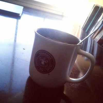 Goodmorning California Starbucks Hello World