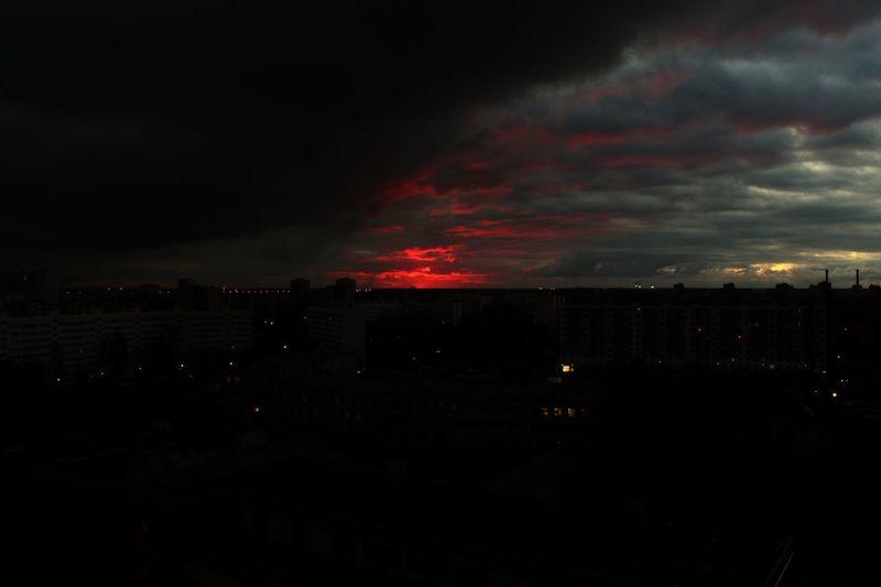 Sundown Sky