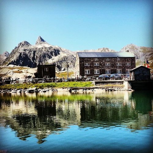 Colle del Gran San Bernardo -Valle d'Aosta- Italy Italia EyeEm Best Shots EyeEmBestPics