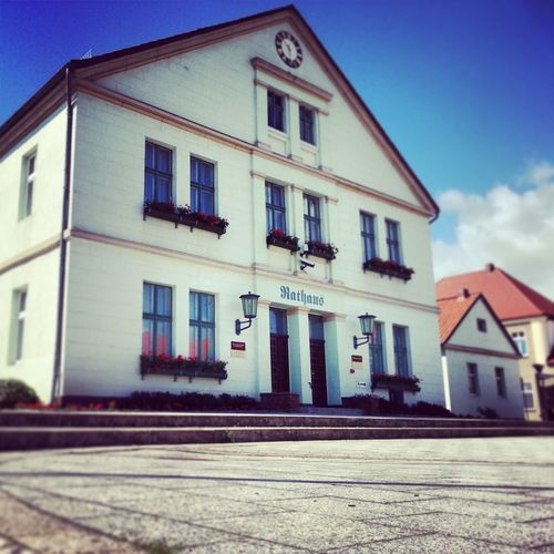 Rathaus in Arendsee
