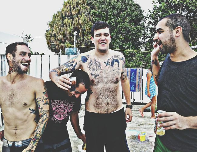 Oh no! You didn't... Faces Of EyeEm Puerto Rico People Un Final Fatal Friends Puertorico Antisociales Punkrock