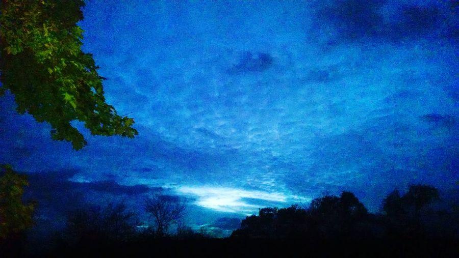 My sky @