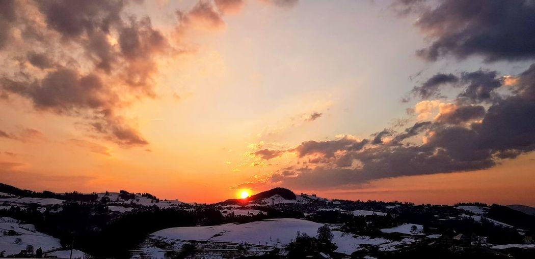 Sunset #sun