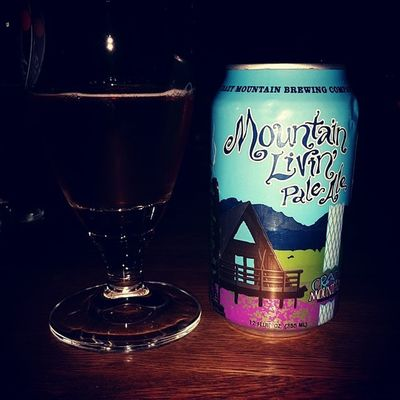 Varuprov... CrazyMountainBrewingCompany MountainLivinPaleAle