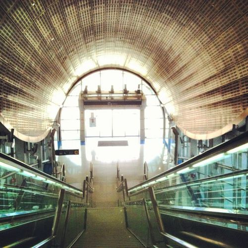 Inside metro station Dubai. Uaetag Dubai Phoenij Phoneij myphone