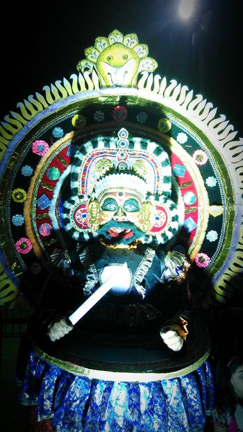 Yakshagana Karnataka Eyem Gallery India ArtWork Tadaa Community Dance