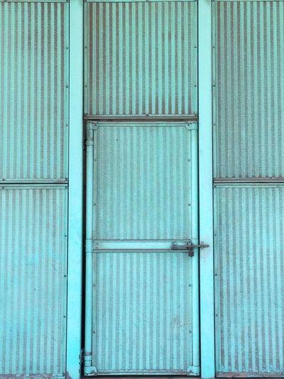 Doors Verdigris Patina