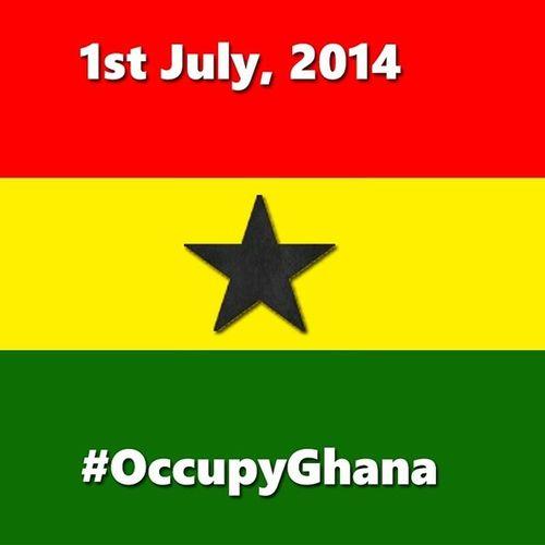OccupyFlagstaff OccupyGhana Ghana