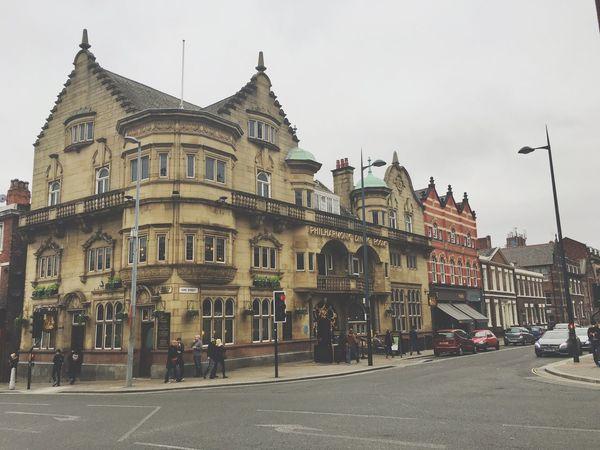 Pub Public House Architecture Liverpool
