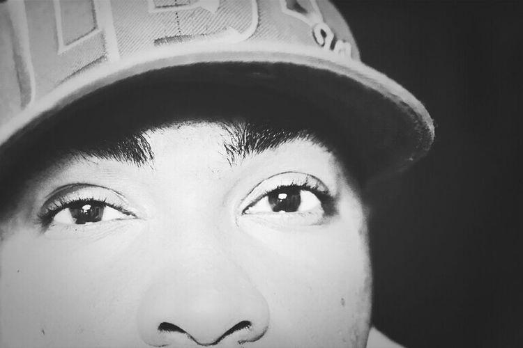 Me Selfie Eyes Blackandwhite SNKshot