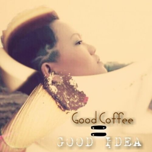 Good Coffee good Idea ! Coffeecup Coffeeadict coffeehead doubleexposure