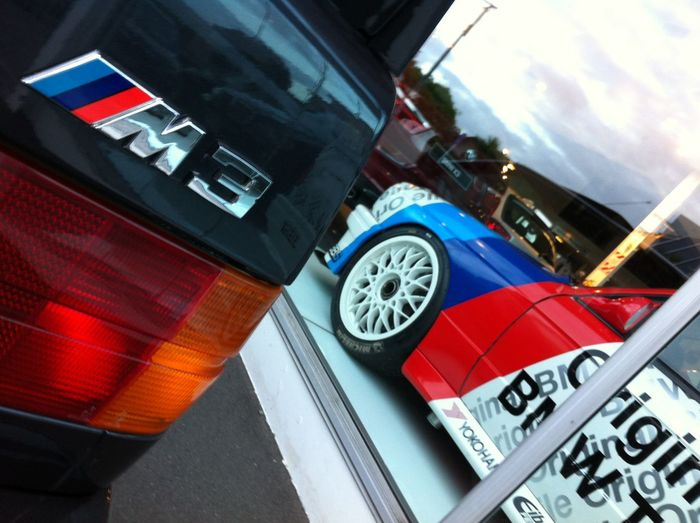 BMW M3 Close-up Day E30 M3 Mode Of Transport No People Outdoors Sky Transportation